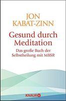 Buch - Gesund durch Meditation