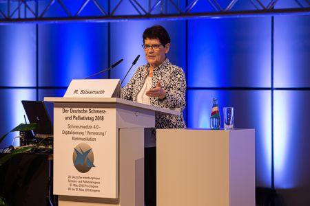 DGS Schmerztag 2018 Prof Suessmuth Eroeffnungsvortrag