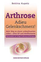 Buch - Arthrose - Adieu Gelenkschmerz!